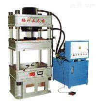 YQ63T-2000T三梁四柱液压机