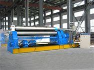 机械三辊对称式卷板机