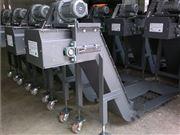 机床铁屑排屑利器-链板式排屑机
