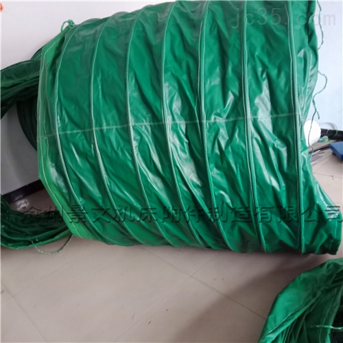 码头水泥下料口耐磨输送伸缩布袋供应价