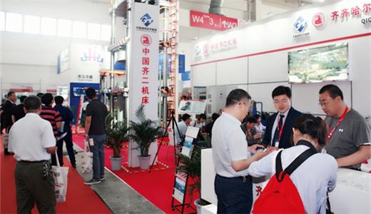 齐二机床高端产品在第十六届中国国际铸造博览会获全国铸造装备创新奖