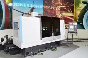 哈挺機床JONES&SHIPMAN 10精密外圓磨床首發儀式在上海舉行