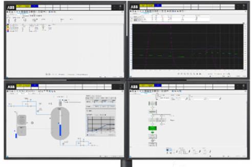 ABB过程工业的最新升级版Freelance DCS面世