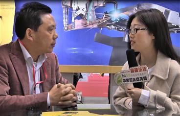 宁波摩科机器人科技有限公司亮相2018宁波机床展